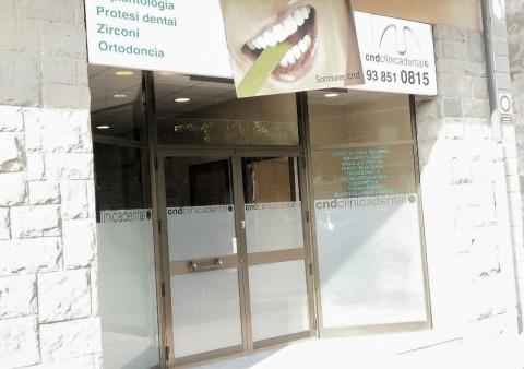 cnd dental exterior