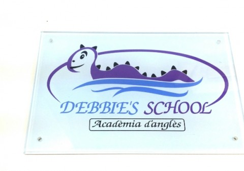 Debbie's school 1
