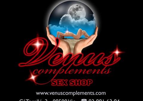 sex shop venus 8 logo