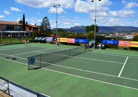 club tennis torello 25