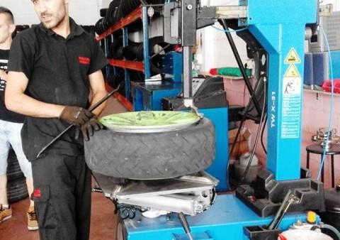 pneumàtics d'ocasó vic 6 -www.cercatot.com